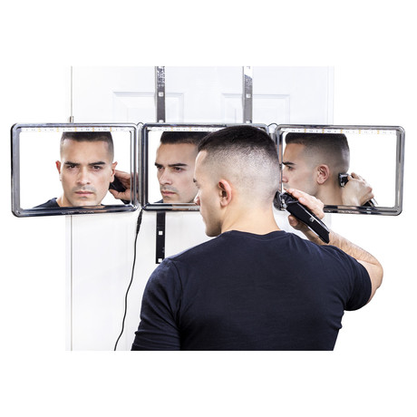 Self-Cut System // Heaven Lights Kit With Clippers