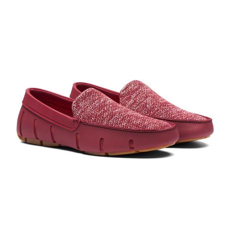 Classic Venetian Loafer // Cabernet + Gum (Men's US Size 7)