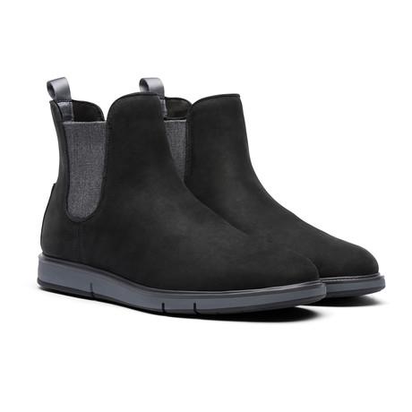 Motion Chelsea // Black + Gray (Men's US Size 7)