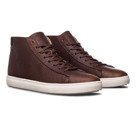 Bradley Mid Sneaker // Cocoa Leather (US: 7)
