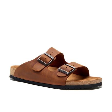 Bali Sandal // Brown (Euro: 35)