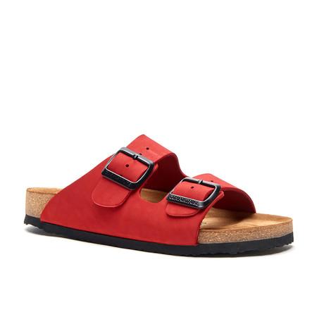 Bali Sandal // Red (Euro: 35)