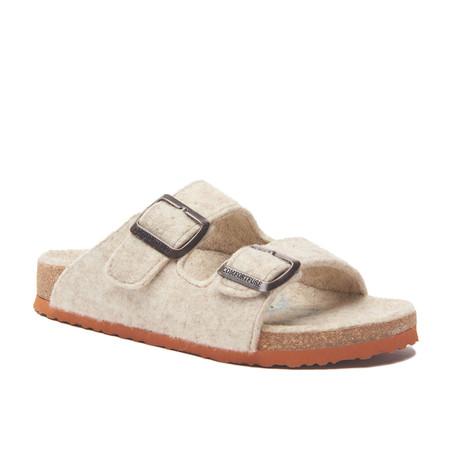 Bali Sandal // Beige (Euro: 35)