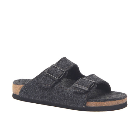 Bali Sandal // Dark Gray (Euro: 35)