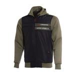 Hooded Full-Zip Sweatshirt // Olive (XL)