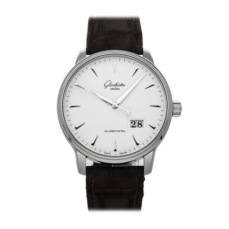 Glashütte Original Senator Excellence Panorama Date Automatic // 1-36-03-05-02-31 // Pre-Owned