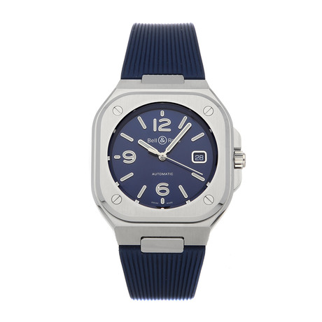 Bell & Ross Automatic // BR05A-BLU-ST/SRB // Pre-Owned