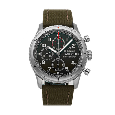 Breitling Aviator 8 Chronograph Curtiss Warhawk Automatic // A133161A1L1X1 // Pre-Owned