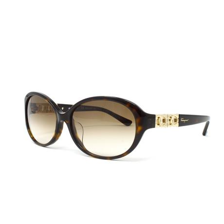 Women's SF736SA-214 Sunglasses // Tortoise