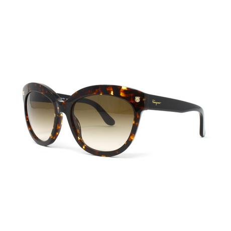 Women's SF675S-214 Sunglasses // Tortoise