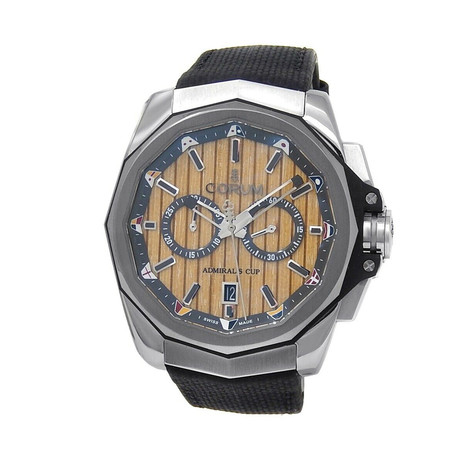 Corum Admiral's Cup AC-One 45 Chronograph Automatic // A116/02599 // New