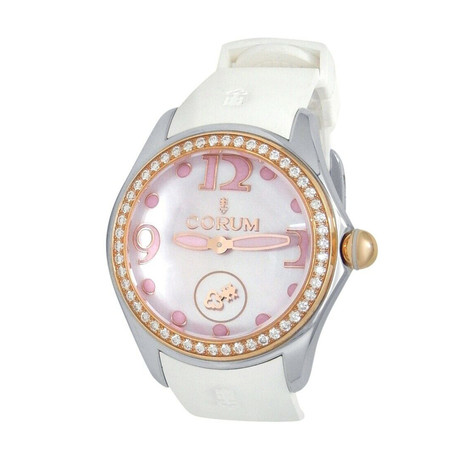 Corum Ladies Bubble Automatic // L295/03051 // New