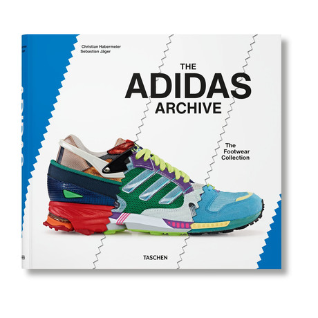 The Adidas Archive // The Footwear Collection