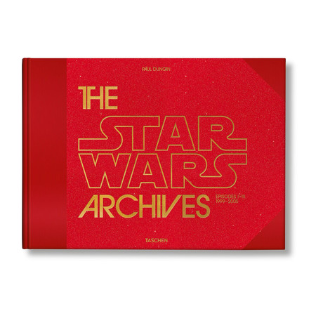 The Star Wars Archives // 1999-2005