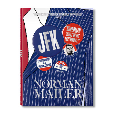 Norman Mailer // JFK - Superman Comes to the Supermarket