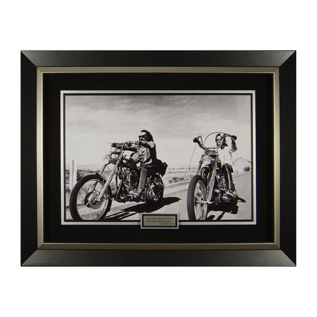 Easy Rider // Collectible Display // Unsigned