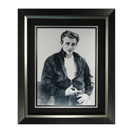 James Dean // Collectible Display // Unsigned