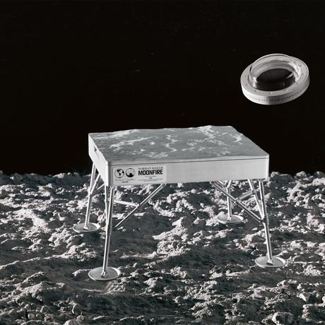 MoonFire // Lunar Rock Edition No. 1,967 'NWA 5153'