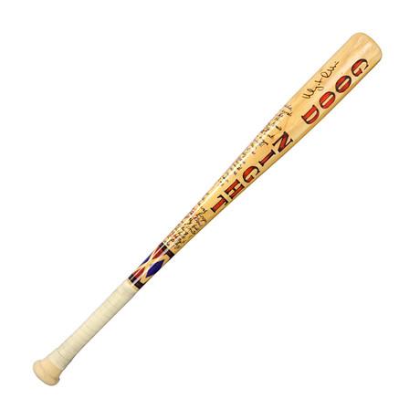 Margot Robbie // Autographed Suicide Squad Harley Quinn Good Night Baseball Bat