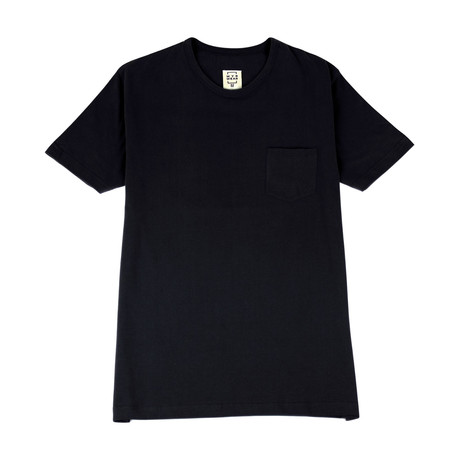 Pocket Crew // Black (S)