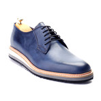 Zeus Dress Shoes // Dark Blue (Euro: 41)