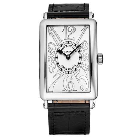 Franck Muller Long Island Automatic // 1000SC REL // Store Display