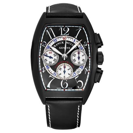 Franck Muller Casablanca Chronograph Automatic // 8880CC AT NR AC NR // Store Display