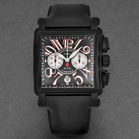 Franck Muller Conquistador Chronograph Automatic // 10000H CC NR // Store Display