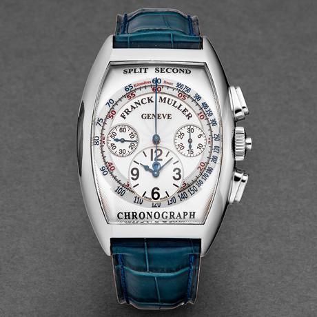 Franck Muller Casablanca Chronograph Automatic // 8883CC RC AC BL // Store Display
