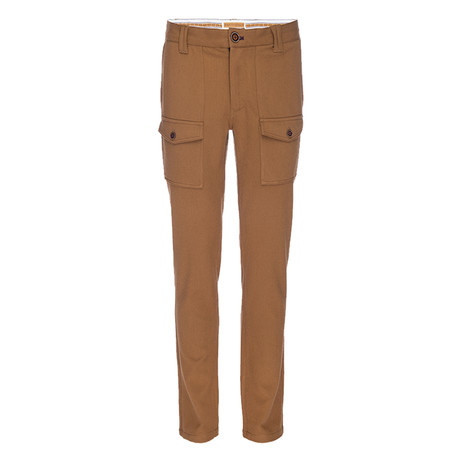 J.P. Stretch Military Pant // Camel (28WX30L)