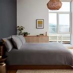 STUDIO TECH Bedding Set // Graphite (King)
