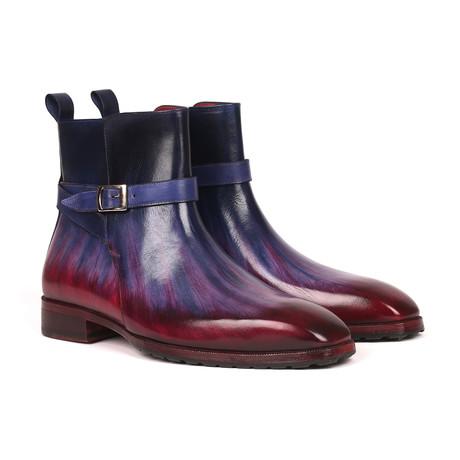 Patina Jodhpur Boots // Multicolor (Euro: 38)