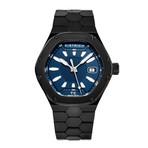 Dietrich Time Companion Automatic // TC PVD BLUE