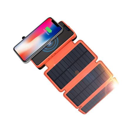 QiSa // Solar Power Bank