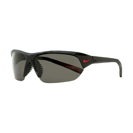 Nike // Unisex Skylon Ace Wrap Sunglasses // Black