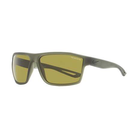 Nike // Unisex Legend Wrap Sunglasses // Khaki
