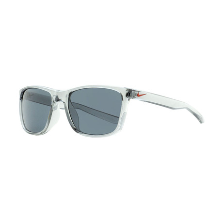 Nike // Unisex Essential Endeavor Rectangular Sunglasses // Wolf Gray