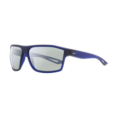 Nike // Unisex Legend Wrap Sunglasses // Dark Blue