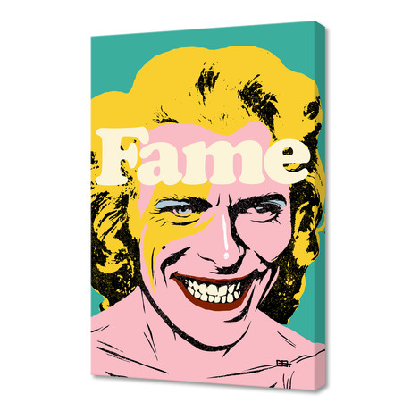"""Fame (16""""W x 24""""H x 1.5""""D)"""