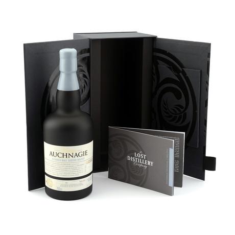 Auchnagie Vintage Edition Scotch // 750 ml