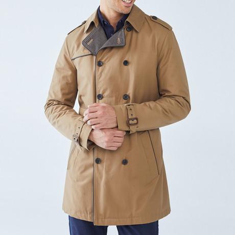 Cone Coat // Beige (S)