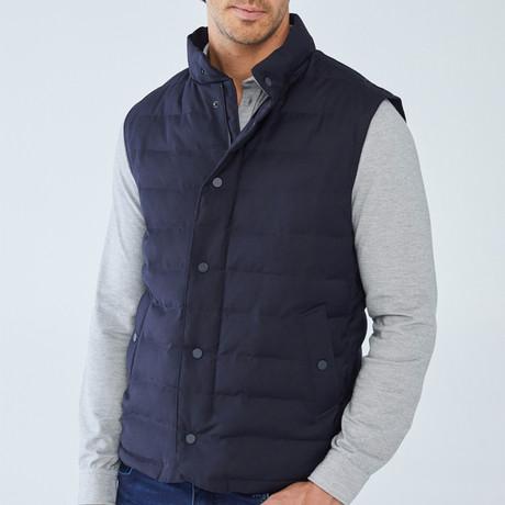 Marley Vest // Navy (S)
