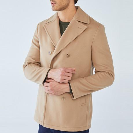 Mela Coat // Camel (S)
