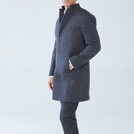 Jordan Coat // Navy (Euro: 46)