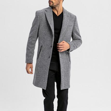 Jordan Coat // Gray (Euro: 46)