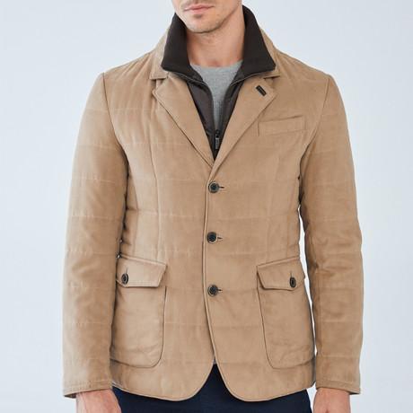 Madison Coat // Beige (S)