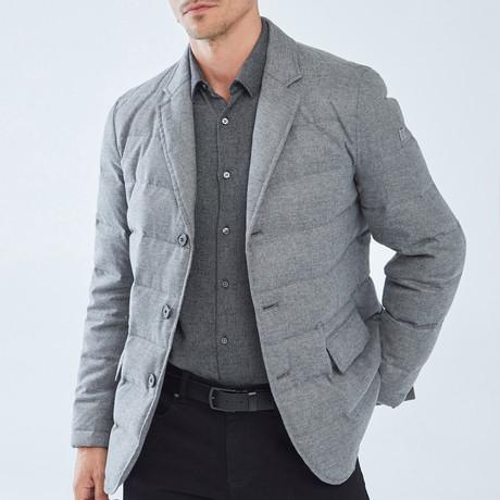 Brave Coat // Gray (S)