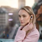Sudio // ETT True Wireless Headphones + Qi Wireless Charger Bundle (Black)