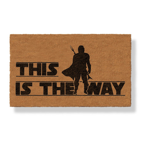 Mandalorian // This Is The Way V1