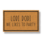 Lodi Dodi We Likes to Party
